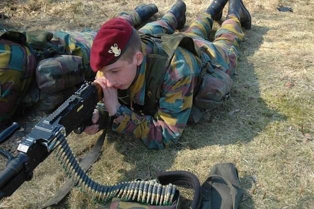 Limburg zoekt heil bij Defensie