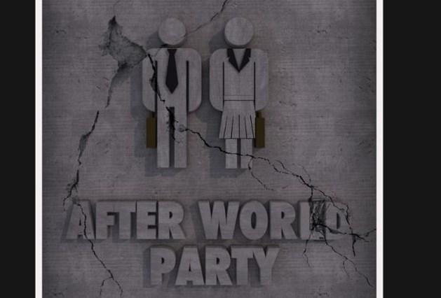 Zelfs het einde van de wereld is aanleiding voor feestje (oproep)