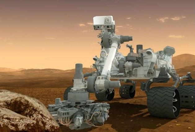 Nasa wil in 2020 nieuwe robot naar Mars sturen