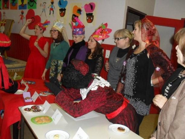 Zwarte Piet zoekt (en vindt) een vrouw in De Berk