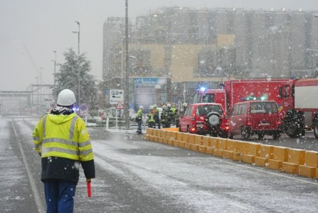 Geen gewonden na gaslek bij Borealis
