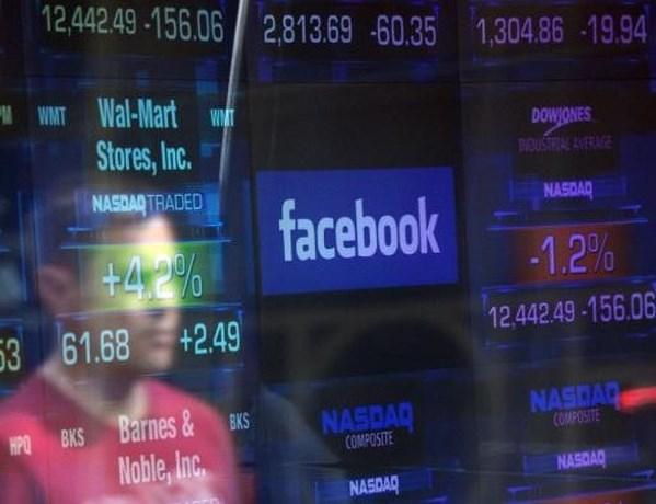 Facebook treedt volgende week toe tot de Nasdaq 100 index