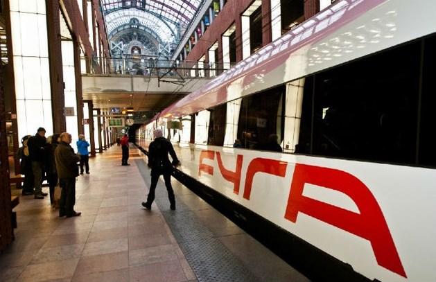 Fyra afgeschaft door technisch defect, vervangende busdienst