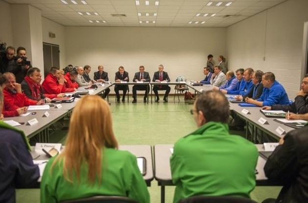 Nog steeds geen afspraken tussen bonden en directie Ford Genk