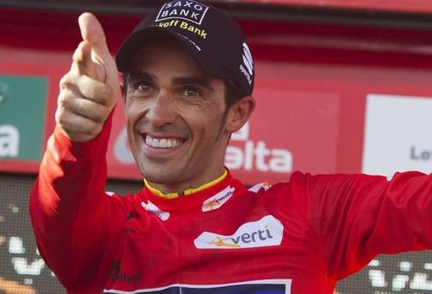 TAS eist 37.500 euro van Alberto Contador