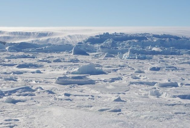Wetenschappers boren gat van 3 kilometer onder zuidpool