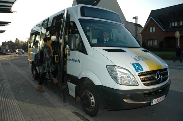 Nieuwe belbushalte in Onderwijslaan