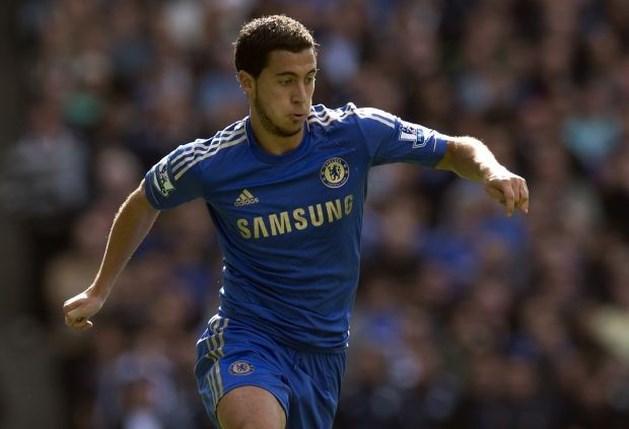 Joodse Chelsea-fans boos op Eden Hazard
