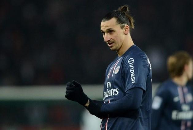 Ibrahimovic niet onder de indruk van Messi's doelpuntenrecord