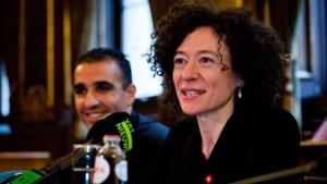 Yasmine Kherbache nieuwe sp.a-fractieleider  Antwerpen