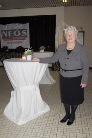 Jenny 75 jaar op 12-12-2012
