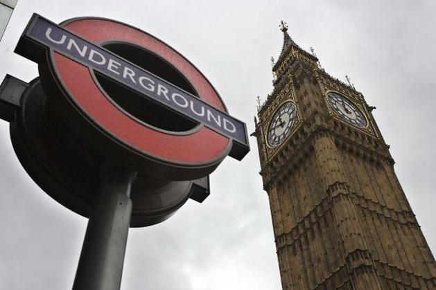 Londense metro staakt op drukke koopjesdag