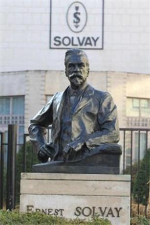 Solvay gaat sodaproductie aanpassen aan vraag
