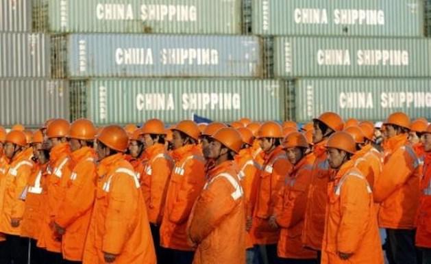 'China mikt op groei van 7,5 procent in 2013'