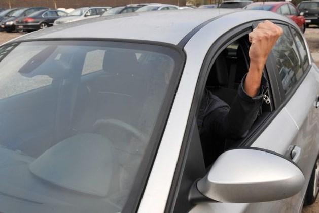 Celstraf van drie maanden voor verkeersagressie
