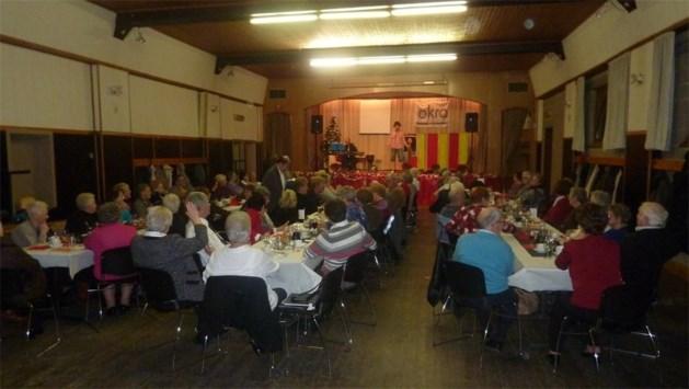 OKRA Stokkem viert jaarlijks kerstfeest