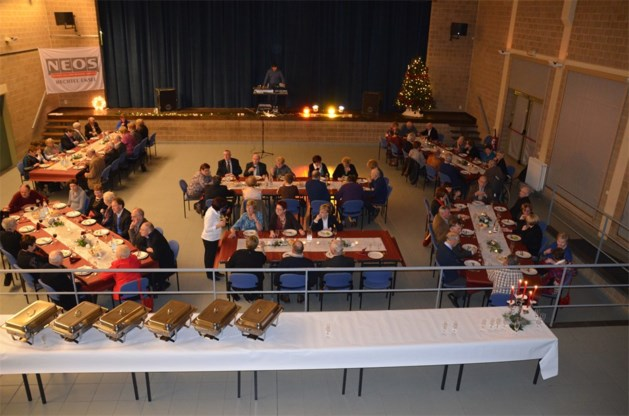 Kerstfeest bij Neos