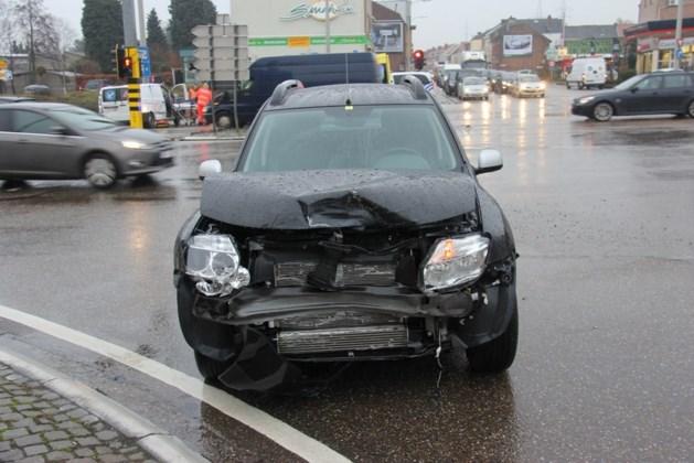 Tweede ongeval op Expresweg na negeren rood licht