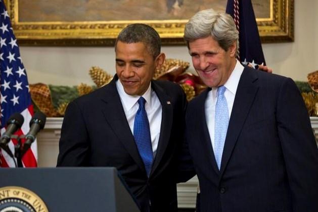 John Kerry wordt Amerikaans minister van Buitenlandse Zaken