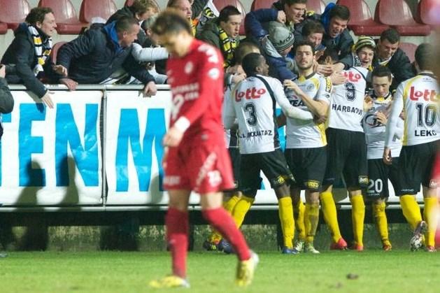 Lokeren verslaat Kortrijk met 2-3
