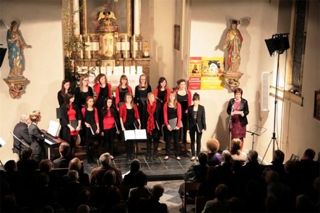 Kerstconcert  Jongerenkoor @ Musica in Werm