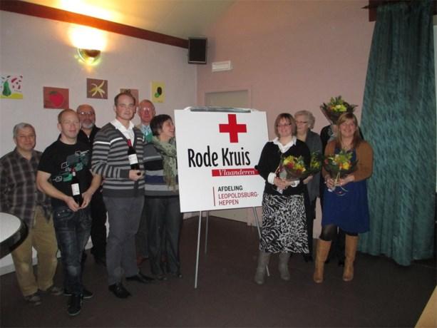 Kerstreceptie Rode Kruis Leopoldsburg - Heppen