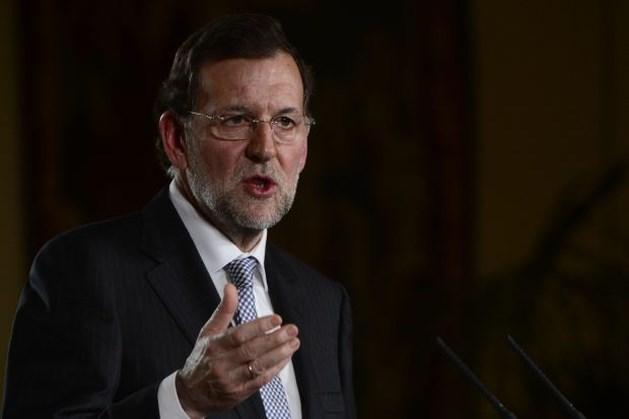 """Premier Rajoy waarschuwt Spanjaarden: """"2013 wordt nog zwaarder"""""""