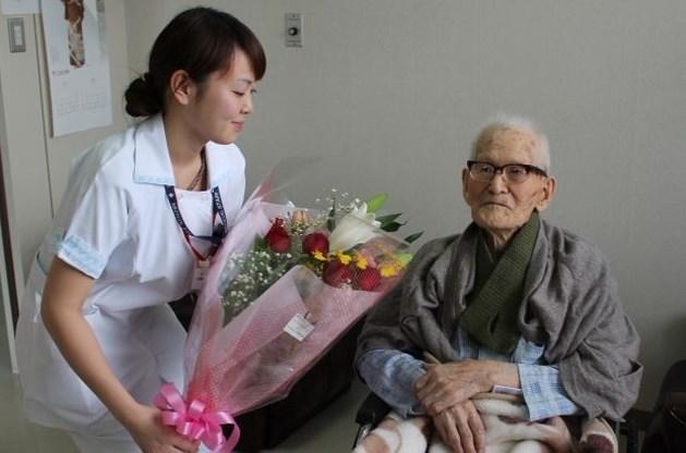 Japanner van 115 is de oudste mens ter wereld