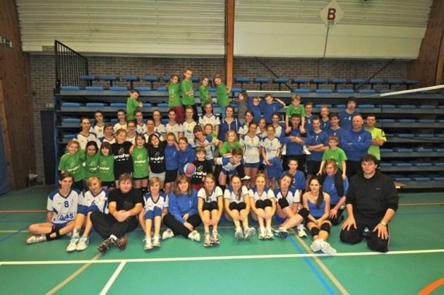 Jaarlijkse jeugdstagedag VC Overpelt