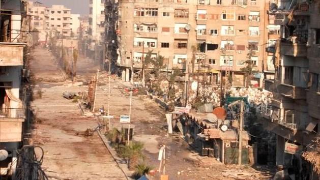 """""""Dertigtal gefolterde lichamen ontdekt in Damascus"""""""