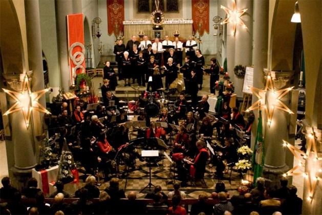 Een geslaagd kerstconcert in vriendschap en vrede
