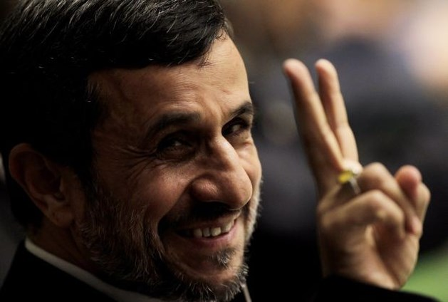 Iran test raketten tijdens grootschalige zeemanoeuvres