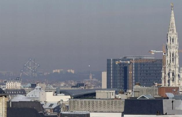 Minder fijn stof in Belgische lucht in 2012