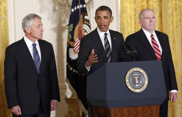 Obama benoemt nieuw hoofd CIA en defensieminister