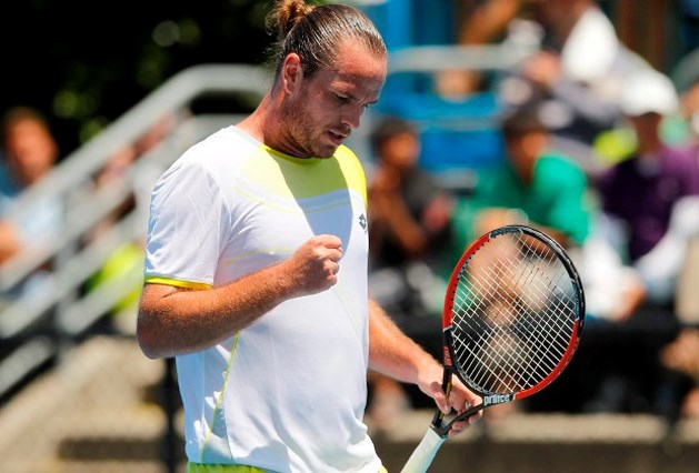 Malisse door, Goffin sneuvelt in Melbourne