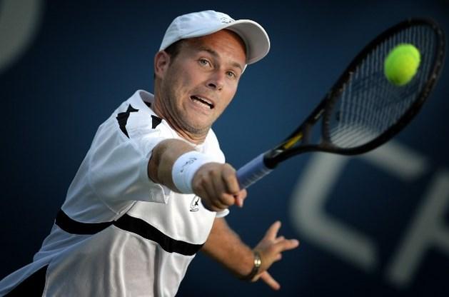 Olivier Rochus niet opgewassen tegen Ferrer