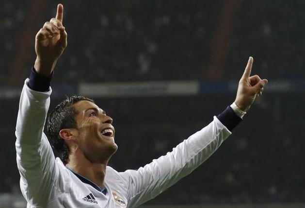 "Cristiano Ronaldo: ""Ik blijf bij Real Madrid"""