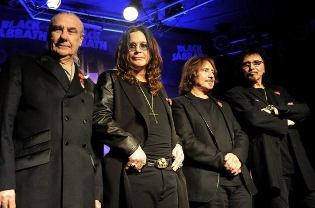 Black Sabbath komt in juni met nieuw album '13'
