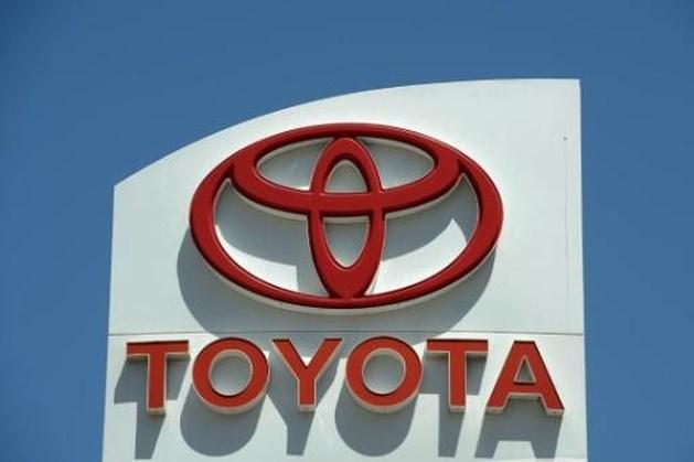Toyota is opnieuw de grootste