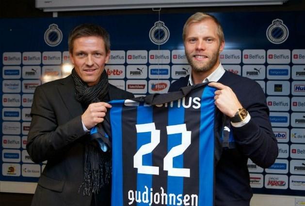 """Gudjohnsen naar Club: """"Mooie stap in mijn carrière"""""""