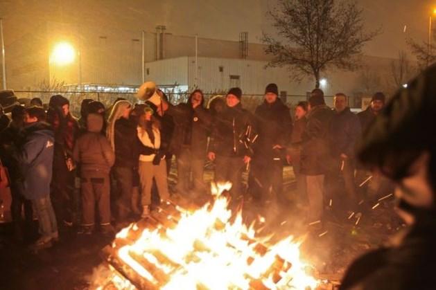 Blokkades Ford duren voort ondanks dwangbevel (video)