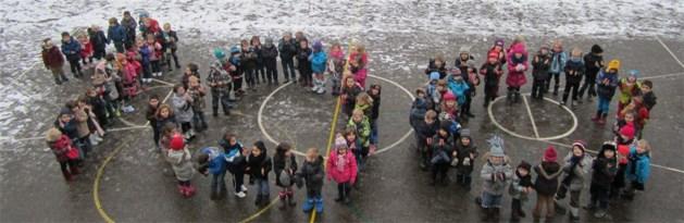 Basisschool De Horizon verwelkomt 100ste kleuter