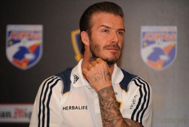 """""""AC Milan onderhandelt met Beckham over terugkeer"""""""