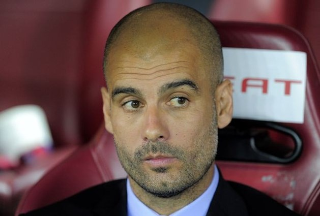 Pep Guardiola ambieert Premier League