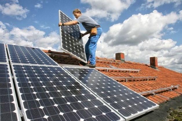 Fors minder steun voor zonnepanelen