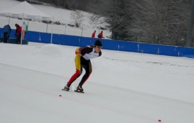 Anne Michiels gekwalificeerd voor wereldbekerfinale snelschaatsen