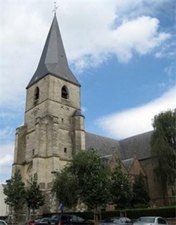 Restauratiepremie voor Sint-Aldegondiskerk in Alken