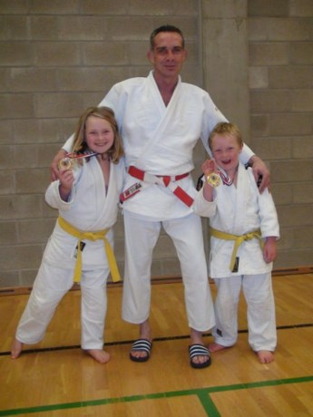 Judo Kodokan tweemaal Nederlands Kampioen.