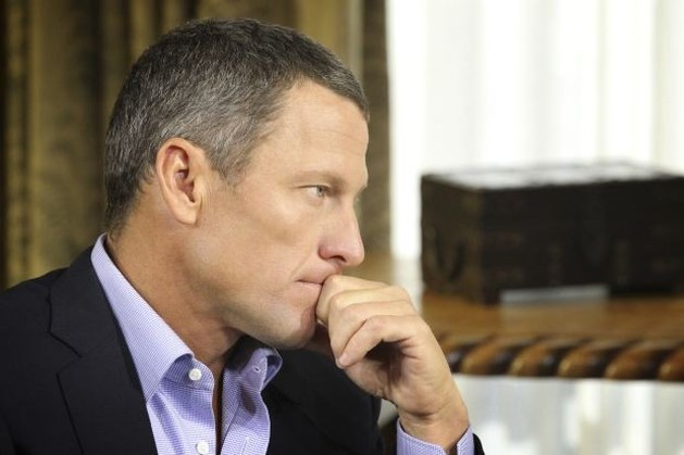 Amerikaanse regering weigert vijf miljoen dollar van Lance Armstrong