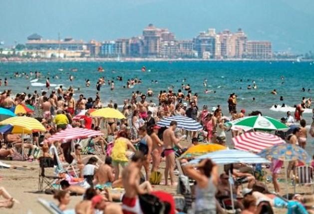 Ondanks crisis groeit toerisme in Spanje